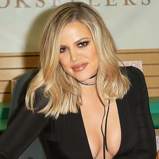 "Khloe Kardashian Signs And Discusses Her New Book ""Strong Looks Better Naked"""