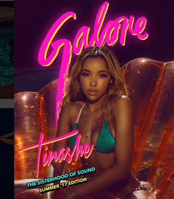 Tinashe Underboob Nude Photos 15