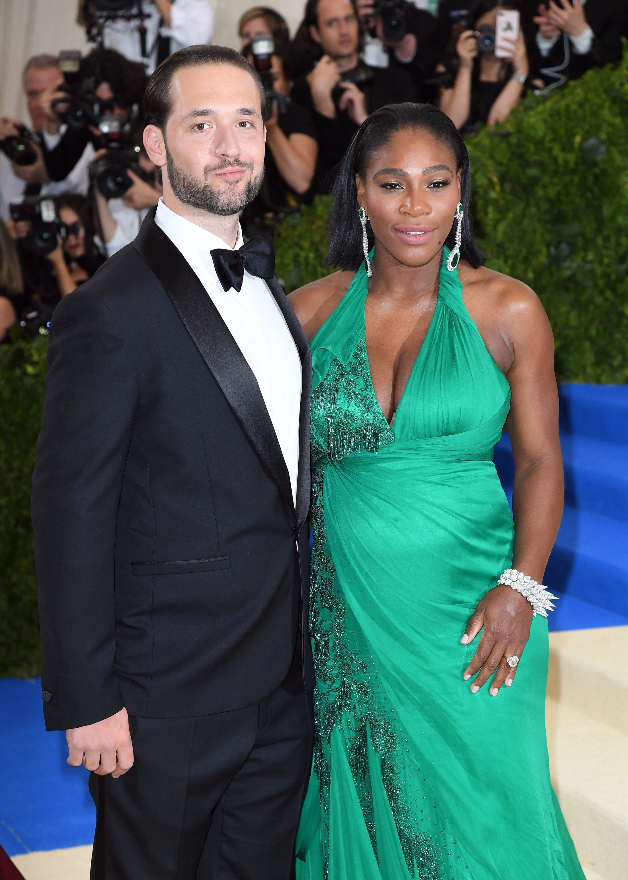 Alexis Ohanian gushes about Serena Williams,